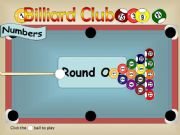 English powerpoint: Billiard Club [ Numbers 01-15 ]