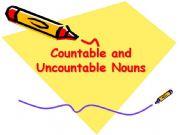 English powerpoint: Nouns