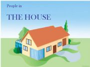 English powerpoint: Rooms in the house and actions