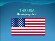 English powerpoint: The USA