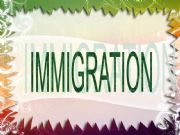 English powerpoint: IMMIGRATION