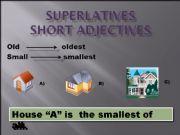 English powerpoint: superlatives
