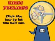 English powerpoint: Bingo feelings
