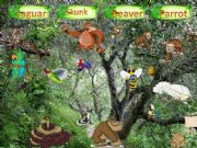 English powerpoint: MY WILD ANIMALS – Part 3 – FULLY EDITABLE, INTERACTIVE WITH SOUNDS AND ANIMATED ANIMALS .