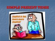 English powerpoint: Simple Present Tense