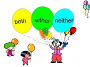 English powerpoint: both, either and neither