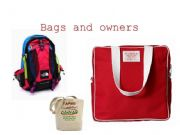 English powerpoint: Bags and Owners  - Guessing game