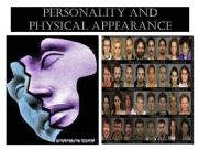 English powerpoint: Personality and Physical Appearance