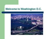 English powerpoint: Welcome to Washington D.C.!