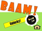 English powerpoint: BAAM Game part 2 - Frequency adverbs, Telling Time & Daily Activities