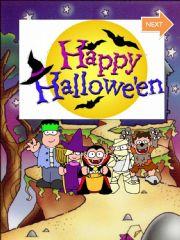 English powerpoint: Happy Halloween. Who am I?