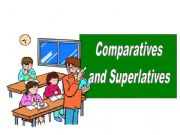English powerpoint: Comparatives and Superlatives