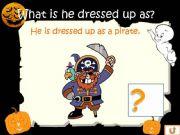 English powerpoint: Halloween Monster Bounty part 2