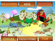 English powerpoint: My Farm - Part 2 Fully Editable and Interactive with animations and sounds
