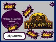 English powerpoint: HALLOWEEN GAME ( 1/ 3)