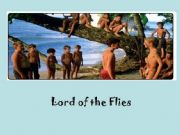 English powerpoint: Introducing LORD OF THE FLIES