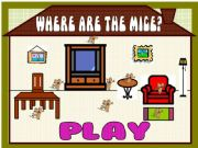 English powerpoint: WHERE ARE THE MICE? (ANIMATED)