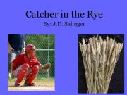 Themes in Salinger's The Catcher in the Rye