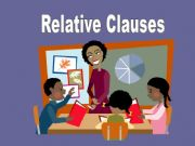 English powerpoint: Relative Clauses