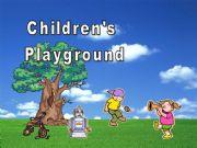 English powerpoint: Children´s Playground