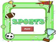 English powerpoint: SPORTS GAME (part 1)