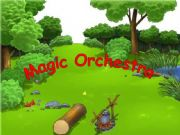 English powerpoint: Magic orchestra