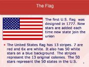 English powerpoint: Simbols of the United States of America