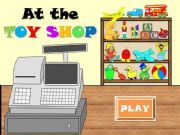 English powerpoint: AT THE TOY SHOP