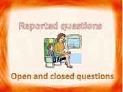 English powerpoint: Reported Questions