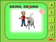 English powerpoint: Irregular verbs game 5/11