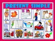 English powerpoint: PRESENT SIMPLE- CORRECT THE INFORMATION