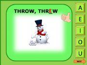 English powerpoint: Irregular verbs game 11/11