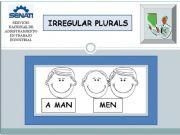English powerpoint: irregular plural nouns