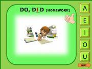 English powerpoint: Irregular verbs game 3/11