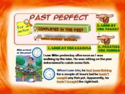 English powerpoint: Past Perfect Simple and Continuous Part 1 of 3
