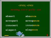 English powerpoint: WORD FORMATION - NOUNS (PART 2 OUT OF 3)