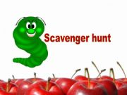 English powerpoint: Scavenger Hunt