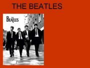 English powerpoint: THE HISTORY OF MUSIC: THE BEATLES