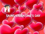 English powerpoint: Saint Valentine´s day