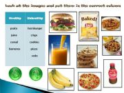 English powerpoint: Food (Containers, some/any/a/an) Part 1