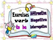 English powerpoint: Exercices Verb to be in aff. negat.interrog. 23 pages on it
