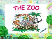 English powerpoint: Animal Vocabulary