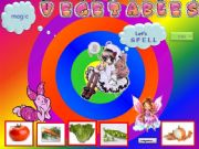 English powerpoint: Vegetables Game -