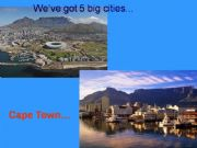 English powerpoint: South Africa presentation part 3