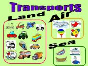 English powerpoint: 21 means of transport ( 11 slides ).