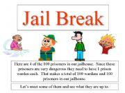 English powerpoint: Jail Break
