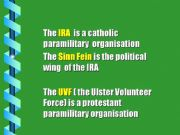 English powerpoint: 2nde part of Northern Ireland history ( 2nde /5 parts)