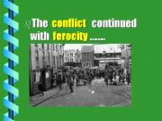 English powerpoint:  History of Northern Ireland  ( 4 / 5 parts )