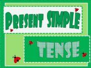 English powerpoint: Present Simple Tense