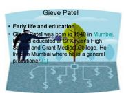 essay of the poem on killing a tree by gieve patel The first poem in the class xii wbchse english b syllabus is 'on killing a tree' written by the popular indian poet gieve patelthe poem has a casual tone and is very narrative in naturepatel is a practising physician hailing from mumbai and that factual approach perhaps corresponds to thisthe poem is a general must read for absolutely everyone.